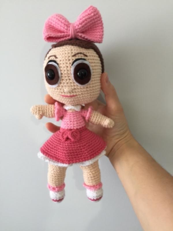Amigurumi Lol Bebek – Önce Kadın   800x600