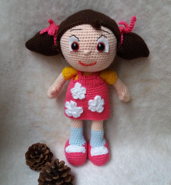 Amigurumi #Bebek #Crochet Crafts Disney #Niloya #Tariflerim ... | 600x554