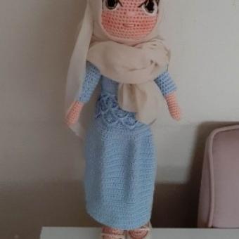 Amigurumi Kişisel Bebeği
