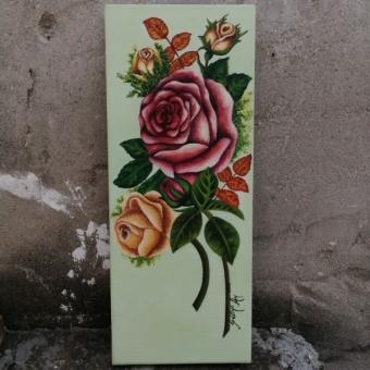 Yağlı Boya Tablo (Güller)