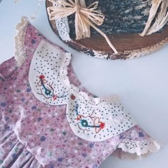 Kız Bebek Elbise