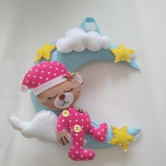 bebek kapı  süsü