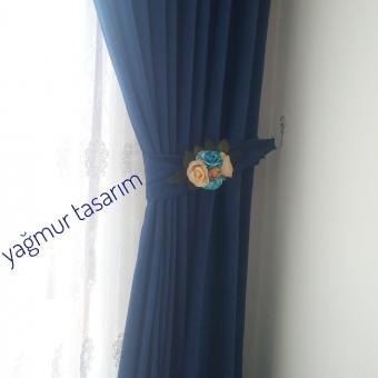 Mavi Perde Bağı