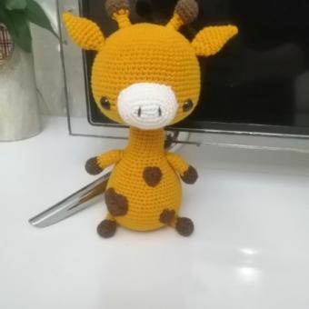 Zürafa Gerald