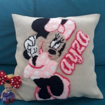 Punch Takı Yastığı Minnie
