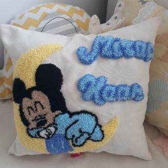 Mickey Takı Yastığı