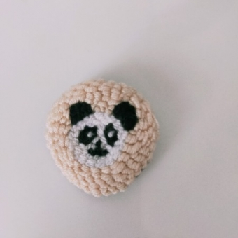 Punch Panda Rozet