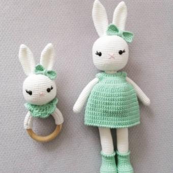 Tavşan çıngırak set