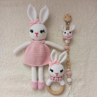 Tavşan Yeni Doğan Seti