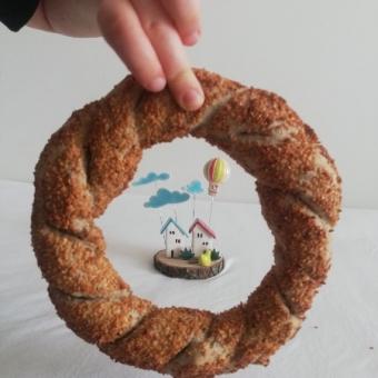 Glutensiz Simit (Adet)