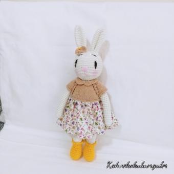 Amigurumi Tavşan Hifoş