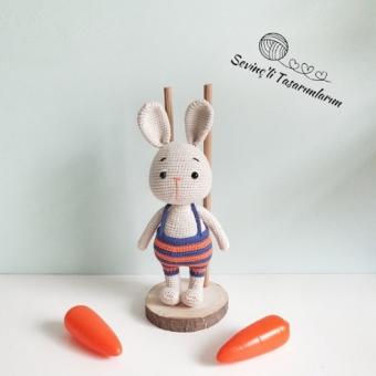 Amigurumi Tavşan Sunny