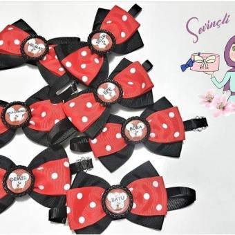 Mickey Mouse İsimli Papyon