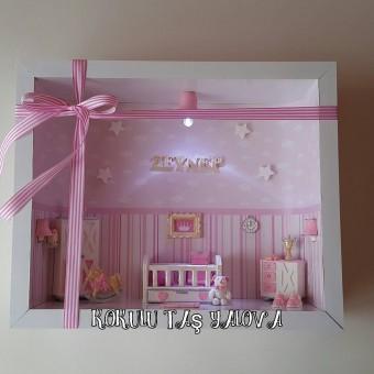 Çocuk Odası Minyatür Pano