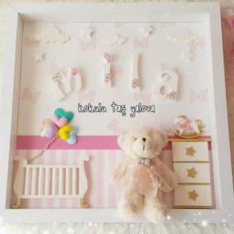 Bebek Ve Çocuk Odası Pano