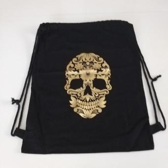 Kuru kafa desenli sırt çantası
