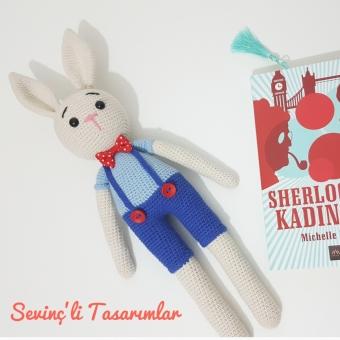 Amigurumi Tavşan Uzun Kulak