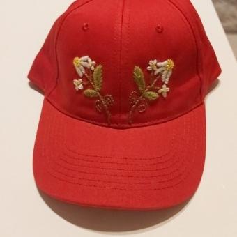 Şapka- Nakış