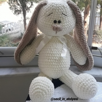 Amigurumi Big Bunny