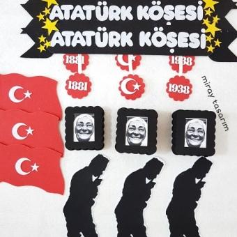Keçe Atatürk Köşesi
