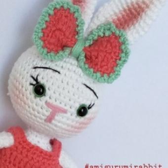 Amigurumi Tavşan (Balerin)