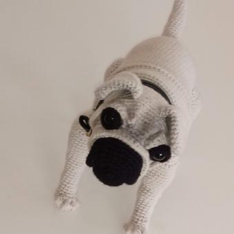 Amigurumi Oyuncak Köpek