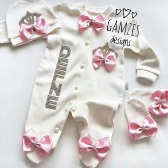 Bebek Tulumu Tasarım