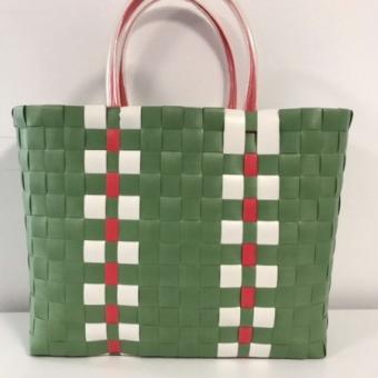 Yeşil Sepet Çanta