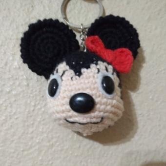 Amigurumi Miki mouse
