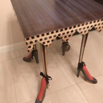 Özel tasarım masa