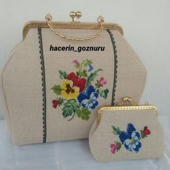 etamin çanta ve cüzdan
