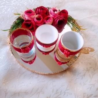 Damat Kahve Fincanı Seti
