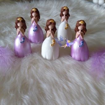 Kokulu Taş Prenses Kız