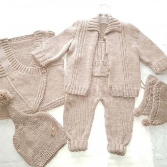 Bebek Takım Bebek Şapkası Bebek Hırkası Bebek Yeleği Bebek Tulumu Takım fiyatı