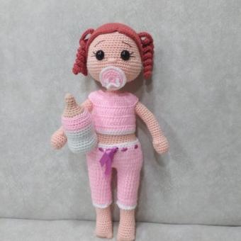 Amigurumi Masum Bebek