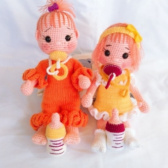 amigurumi bebek