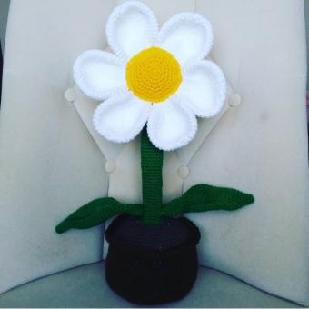 Amigurumi Çiçeğim