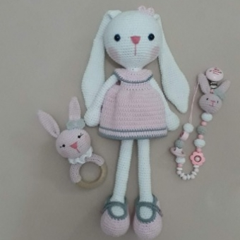 Amigurumi tavşan