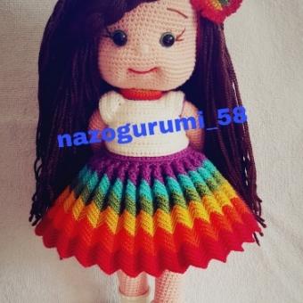Amigurumi Karnaval Bebek