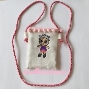 Kız Çocuk çantası
