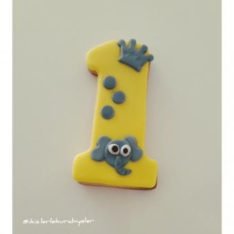 1 yaş kurabiye