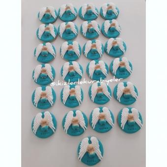 Melek konseptli kurabiye