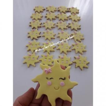 Güneş kurabiye