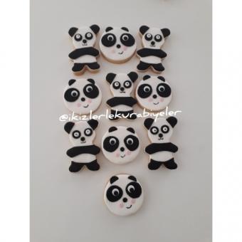 Panda kurabiye