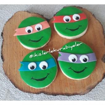 Ninja kurabiyeler