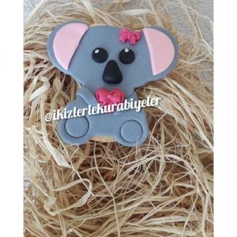 Koala kurabiye