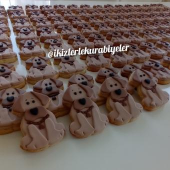 Köpekli kurabiye