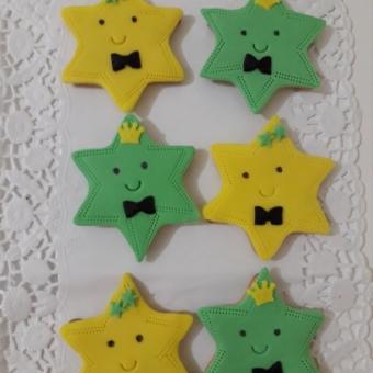 Yıldız kurabiye