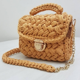 Penye ip çanta