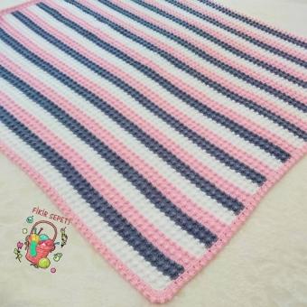 Pıtırcıklı battaniye